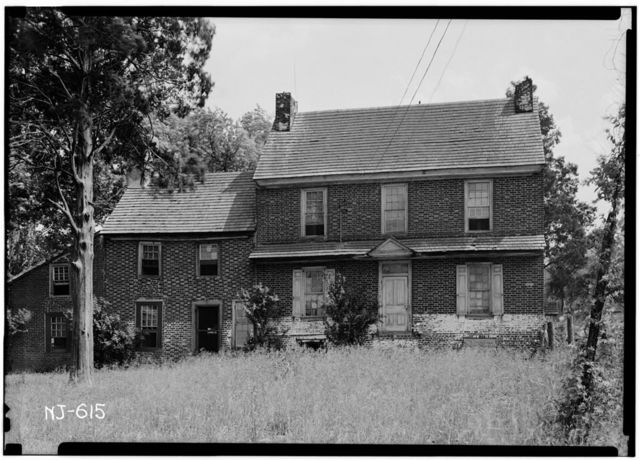 Dolbow House, Compromise Road, Woodstown, Salem County, NJ