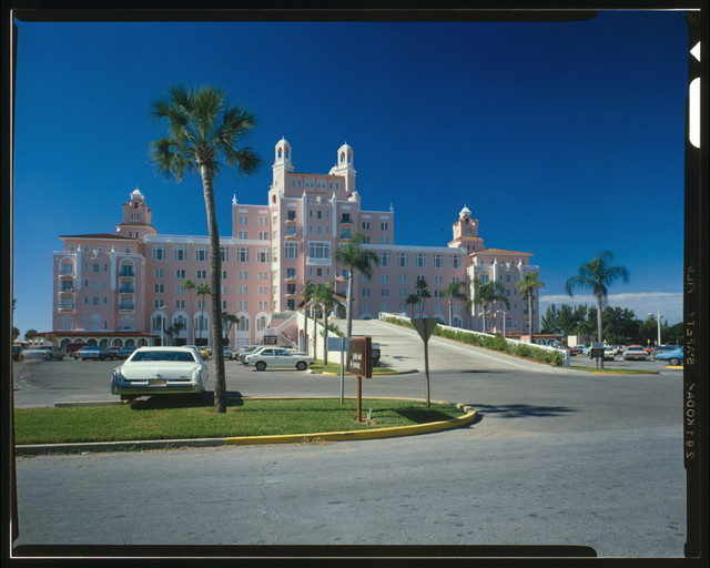 Don ce Sar Hotel, 3400 Gulf Boulevard, Saint Petersburg, Pinellas County, FL