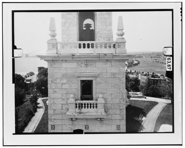 Dorchester Heights Monument, Thomas Park, Boston, Suffolk County, MA