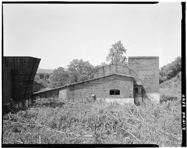 Dorrance Colliery Fan Complex, South side of Susquehanna River at Route 115 & Riechard Street, Wilkes-Barre, Luzerne County, PA