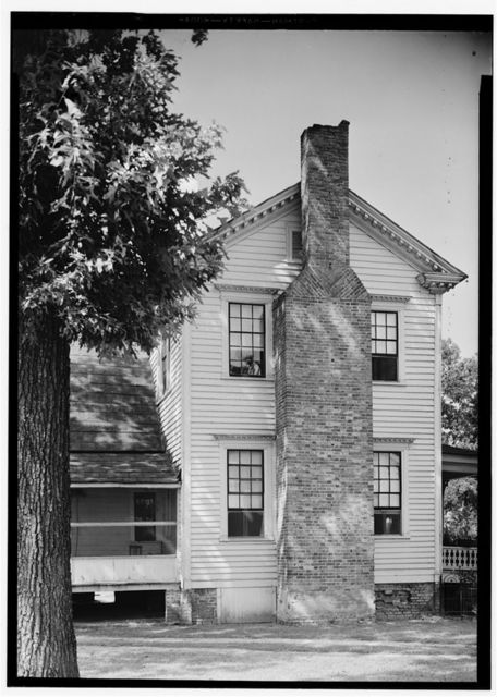 Dortch House, State Route 1527, Dortches, Nash County, NC