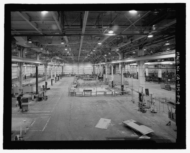 Douglas Aircraft Company Long Beach Plant, Aircraft Parts Shipping & Receiving Building, 3855 Lakewood Boulevard, Long Beach, Los Angeles County, CA
