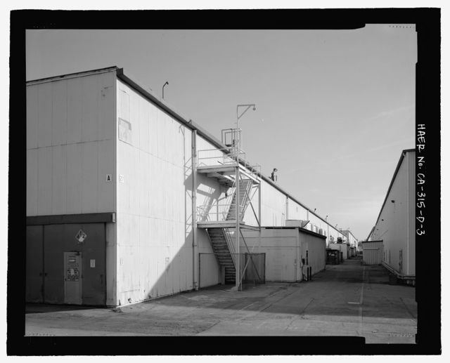 Douglas Aircraft Company Long Beach Plant, Aircraft Parts Sub-Assembly Building, 3855 Lakewood Boulevard, Long Beach, Los Angeles County, CA