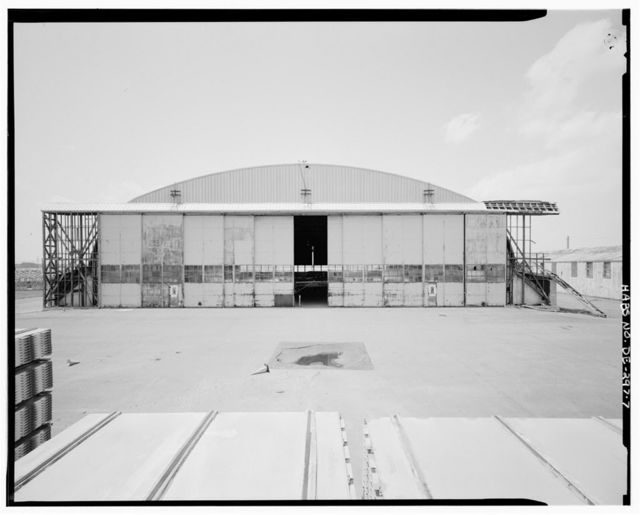 Dover Air Force Base, Hangar No. 1301, Dover, Kent County, DE