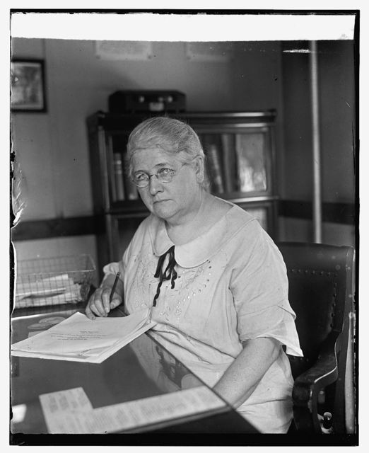 Dr. Blanche M. Haines, Dept. of Labor, 9/5/25