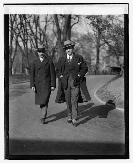Dr. Joel Boone and Sidney Blackmer at W.H., 11/20/24
