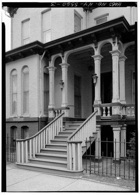 Dr. Robert Loughran House, 296 Fair Street, Kingston, Ulster County, NY