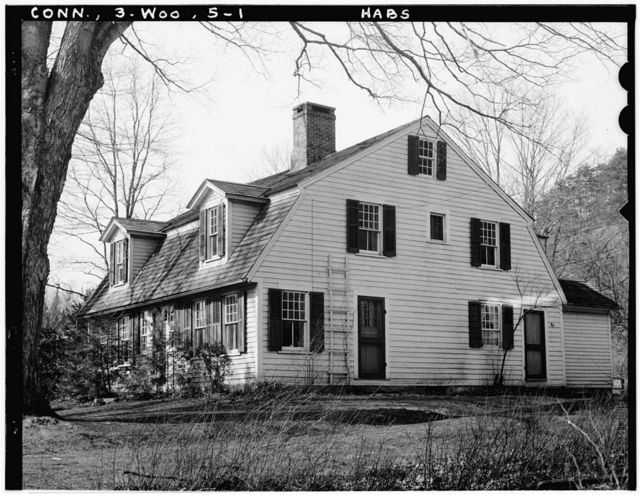Dr. Webb House, Woodbury, Litchfield County, CT