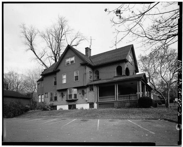 Dr. William M. Curtis House, 23-25 High Street, Bristol, Hartford County, CT