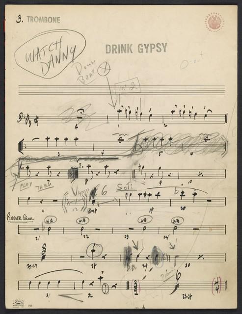 Drink, Gypsy