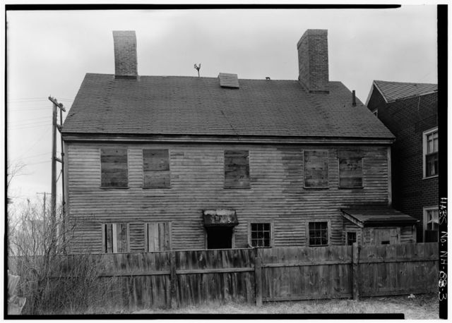 Drisco House, 65-67 Charles Street, Portsmouth, Rockingham County, NH