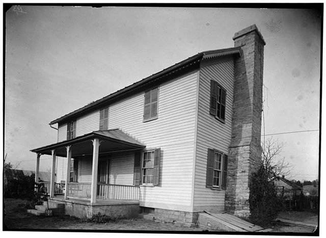 Drury House, Bloomsdale, Ste. Genevieve County, MO