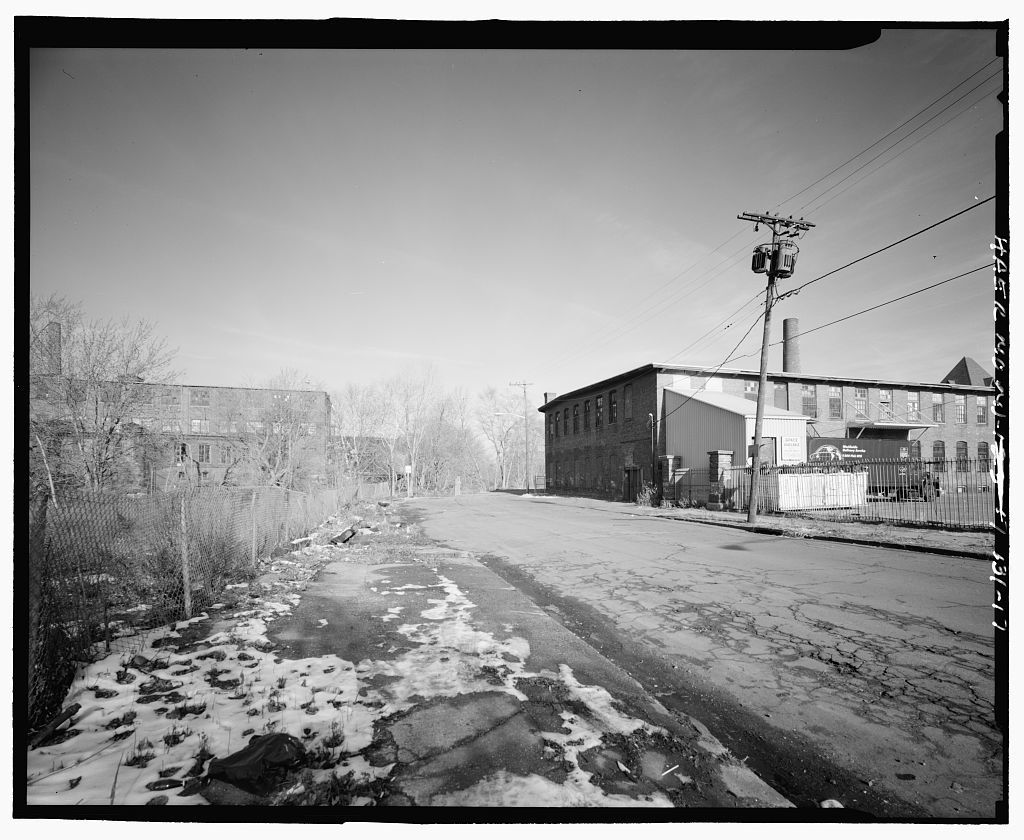 Dundee Canal Industrial Historic District, Beginning at George Street in Passaic & extending north along Dundee Canal approximately 1.2 miles to Canal headgates opposite East Clifton Avenue in Clifton, Passaic, Passaic County, NJ