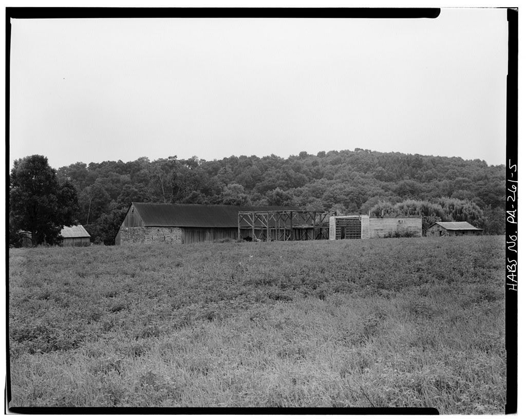 Dundore Farm, State Route 183 &  Church Road vicinity, Penn Township (moved to Brownsville vicinity, Lower Heidelberg Township, Berks County), Mount Pleasant, Berks County, PA