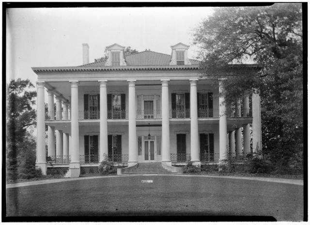 Dunleith, 84 Homochito Street, Natchez, Adams County, MS