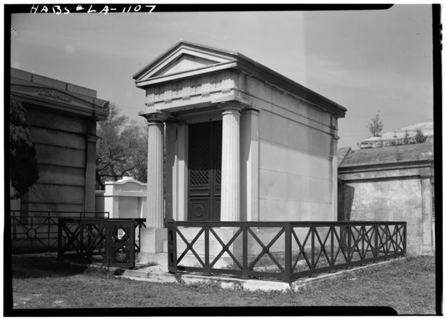 Duplantier Family Tomb, North Claiborne Street, New Orleans, Orleans Parish, LA