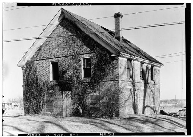Duston Garrison House, Hilldale Avenue, Haverhill, Essex County, MA