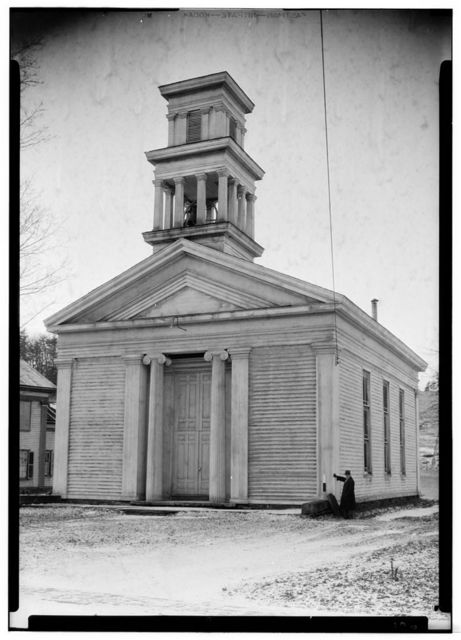 Dutch Reformed Church, North Blenheim, Schoharie County, NY