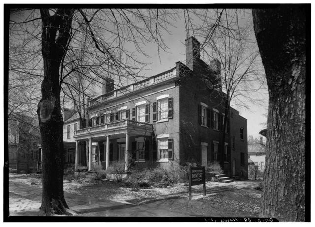 E. G. Martin House, 54 West Main Street, Norwalk, Huron County, OH