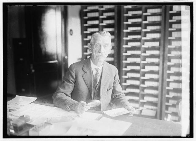 E. Van Buskirk, Dept. of Justice, 10/17/24
