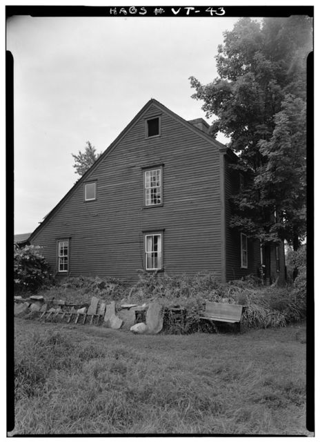 Earl House, State Route 103, Chester, Windsor County, VT