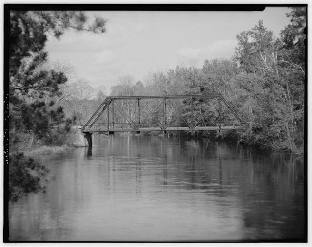 Earl Iron Bridge, Spanning Namekagon River at North Road, Earl, Washburn County, WI