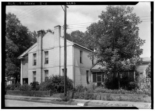 Earl Smith House, Commerce & Pine Streets, Greenville, Butler County, AL