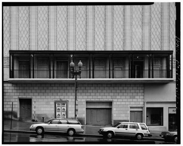 Earle Theatre, Thirteenth & E Streets, Northwest, Washington, District of Columbia, DC