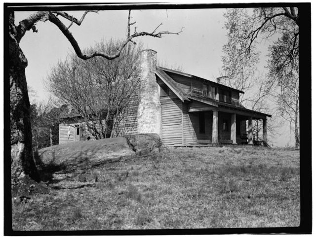 Early House, Louisburg, Franklin County, NC