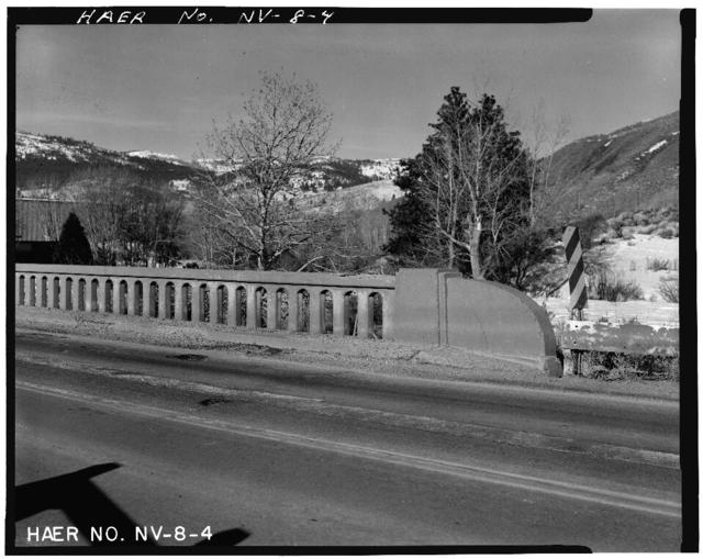 East Verdi Bridge, Route 425, Spanning Truckee River, West of I-80 & State Route 425, Verdi, Washoe County, NV