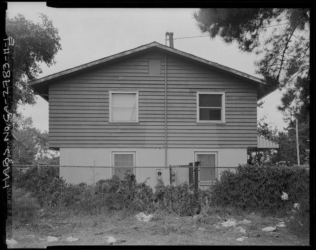 Easter Hill Village, Building No. 15, Southwest corner of Hinkley Avenue & South Twenty-Eighth Street, Richmond, Contra Costa County, CA