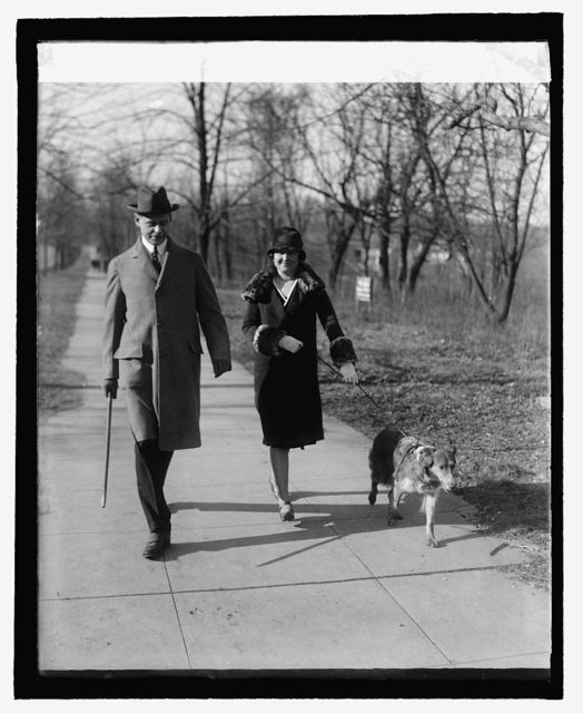 Edgar L.G. & Madam Prochnik, 2/16/27