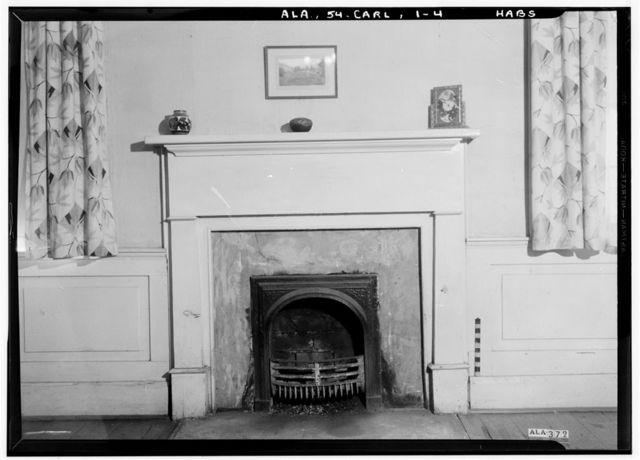 Edmund Winston Pettus House, State Road 17, Carrollton, Pickens County, AL