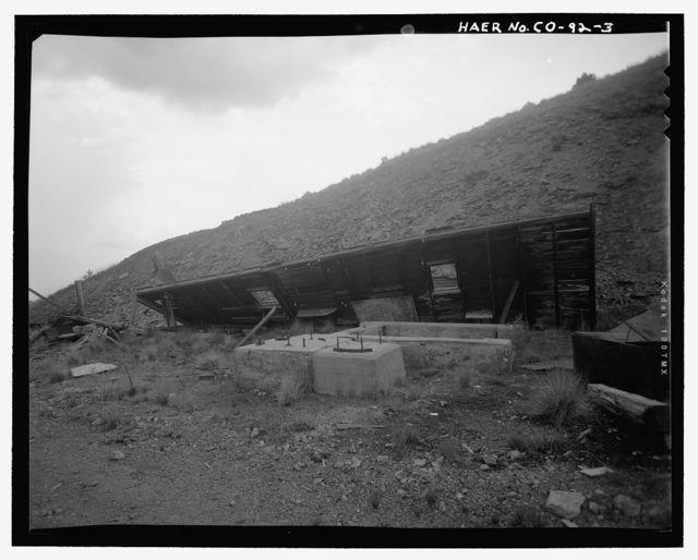 El Paso Lode, Adjacent to Highway 67, .5 mile east of Cripple Creek, Cripple Creek, Teller County, CO
