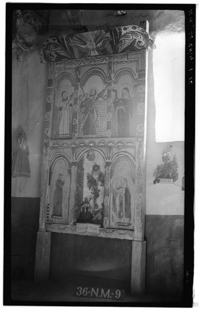 El Santuario del Senor Esquipula, Chimayo, Rio Arriba County, NM
