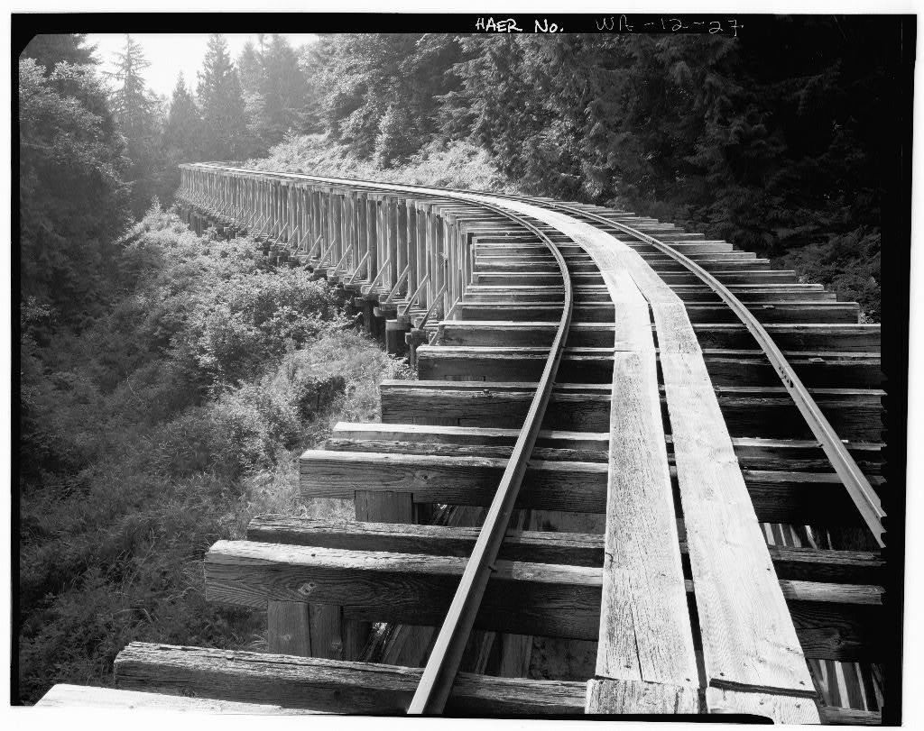 Electron Hydroelectric Project, Along Puyallup River, Electron, Pierce County, WA