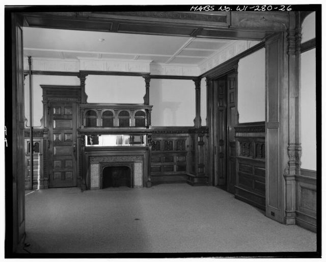 Elizabeth Plankinton House, 1492 West Wisconsin Avenue, Milwaukee, Milwaukee County, WI