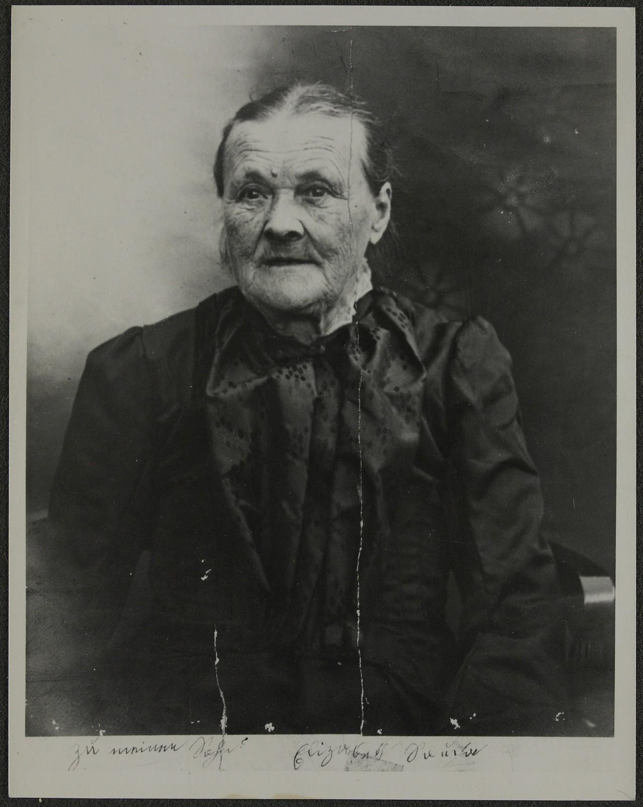Elizabeth Sousa, (mother)