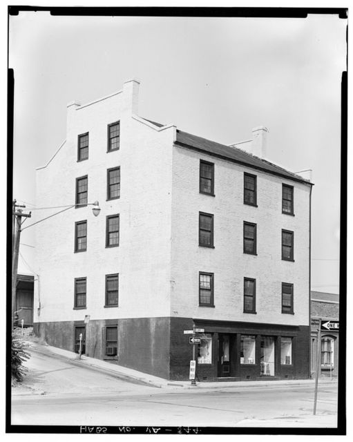Ellet-Todd-Lawrence Building, 1019-1021 East Cary Street, Richmond, Independent City, VA