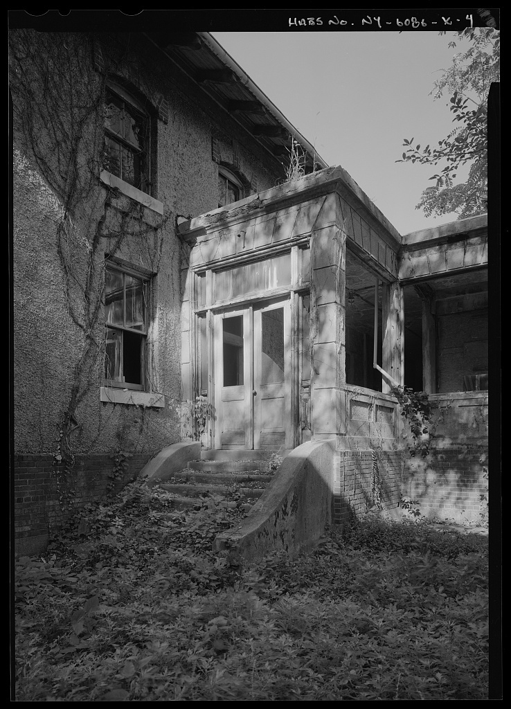 Ellis Island, Island 3 Powerhouse, New York Harbor, New York, New York County, NY