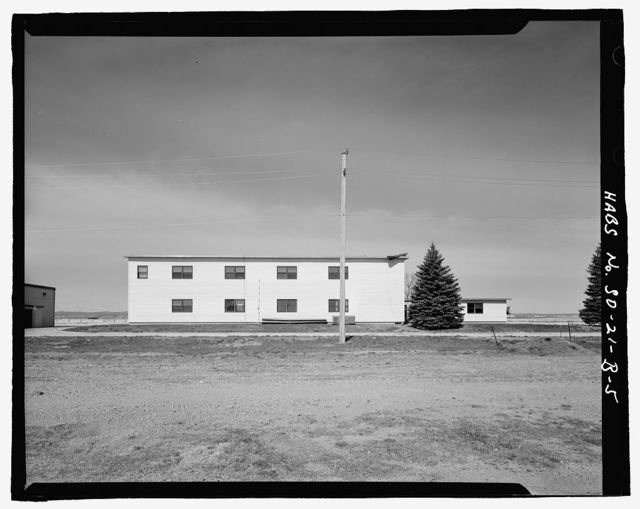Ellsworth Air Force Base, Readiness Building, 810 Kenny Road, Blackhawk, Meade County, SD