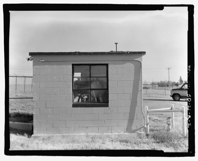 Ellsworth Air Force Base, Rushmore Air Force Station, Oil Pump Station, Moneher Road, Blackhawk, Meade County, SD
