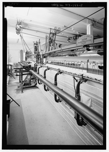 Embroidery Mill, Paramus, Bergen County, NJ