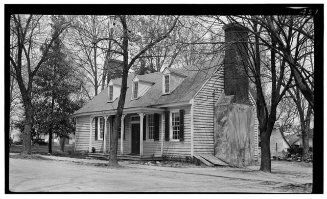 Emerson's Ordinary, House No. 2, 314 Water Lane, Tappahannock, Essex County, VA