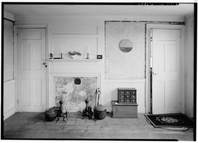 Ephraim Rich House, Pump Log Point, Truro, Barnstable County, MA