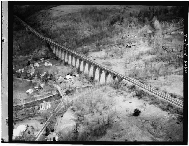 Erie Railway, Delaware Division, Bridge 189.46, Spanning Starucca Creek, East of Susquehanna River, Lanesboro, Susquehanna County, PA