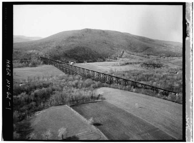 Erie Railway, Moodna Creek Viaduct, Moodna Creek, Orrs Mill Road, Salisbury Mills, Orange County, NY