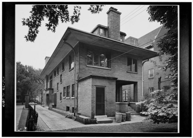 Ernest J. Magerstadt House, 4930 South Greenwood Avenue, Chicago, Cook County, IL