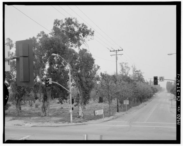 Ernst Mueller House, 6563 East Avenue, Rancho Cucamonga, San Bernardino County, CA