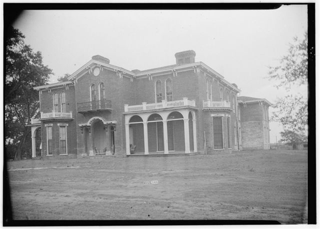 Erwin House, Foote, Washington County, MS